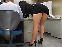 japanese  asian  office sex  office  mini  mini skrt  office clothes  uniform  upskirt  glasses  group  fmm  lick  beautiful legs  ass lick  lick  heels  hairy  cock ride