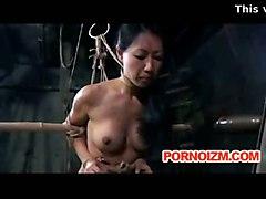 asian bdsm bondage slave training maledom masochism sadism bamboo master spank ropes