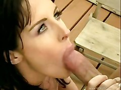 stockings cumshot hardcore blowjob handjob brunette trimmed doggystyle tattoo sofa bigtits titlicking highheels balllicking cumontits puffynipples pussyfycking