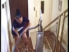 Laura Angel Maid Gangbang
