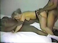 Amateur Black and Ebony Group Sex