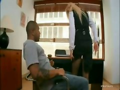anal ass to mouth office slut