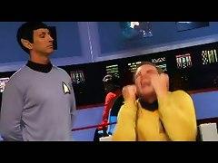 Sex Adventures Of Star Trek Team!