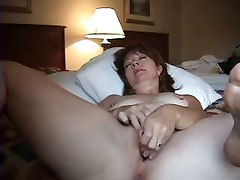milf dildo orgasm ass meat