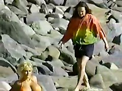 cumshot facial hardcore blonde outdoor blowjob bigtits beach pussyfucking