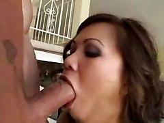 anal cumshot facial blowjob brunette swallow deepthroat asian pussyfucking 69 heels
