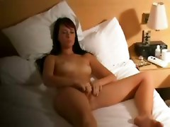 fingering tight orgasm ass solo brunette masturbation amateur homemade small tits