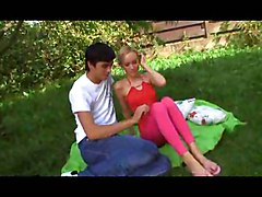Petite Teen Anal Hardcore Outdoor Teens 18  Anal Petite Public   Out Door