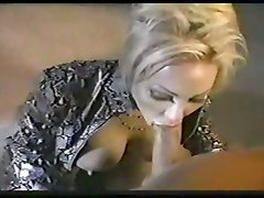 pornstar retro classic vintage blonde big tits milf mom cfnm blowjob deepthroat panties pov facial cumshot
