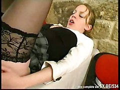anal stockings french lilie