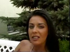 anal cumshot latina blowjob brunette threesome asslicking dp doublepenetration pussyfucking ass fucking outdoors