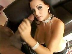 cumshot facial interracial pornstar blowjob bigtits pussyfucking