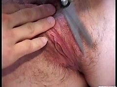 Hairy Hardcore Sex Toys