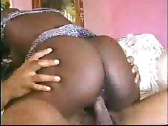 Black and Ebony Group Sex Swingers