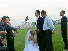 Blonde Bride Gangbang OutdoorsHardcore Cum Gang Bang Voyeurism