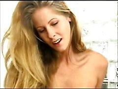Kristin Handjob Footjob Facial Cumshot Cum Blonde Hardcore Cum Amateur BJ HJ Feet