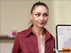 reality brunette pornstar anal hardcore riding natural doggystyle blowjob pussylicking fingering rubbing cum cumshot facial pussy