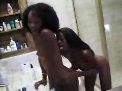 Ebony Lesbians Coochie Monsters