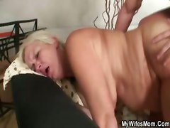 granny saggy reality funny drunk cumshot