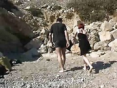 Beach Blowjobs Redheads