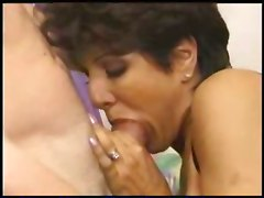 anal stockings cumshot facial blowjob brunette mature threesome dp pussyfucking