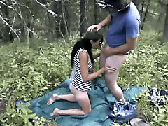 fuck strangers cumshot pussy dick outdoor
