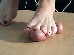 CBT Ballbusting Teasing FetishAmateur Other Fetish Feet Extreme