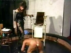 dominatrix mistress latex slave humaliliation bdsm pain bondage tied kick femdom horny fetish