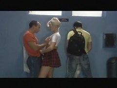 Sex In Toilet
