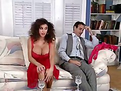VintageBig Boobs Porn Stars Classic Facial