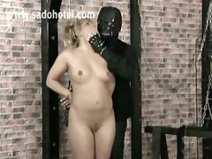 bdsm slave master blonde punishment humiliation bondage