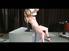 fetish bondage bdsm spanking lashing paddling flogging shaved tits tattoo