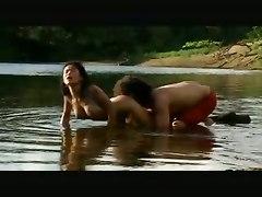 Hot Asian Fucking In The Lake