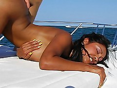 brunette  bronzed  tanned  beautiful body  beautiful body  big tits  beatiful tits  rare  beautiful ass  from behind  scream  harder  tits cumshot  cumshot Priya Rai