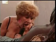 Interracial Matures Stockings Grannies