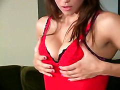 Celeste JOI JOE Encouragement Instruction Brunette Stockings Nylon SoloSolo Other Fetish Babes Brunette