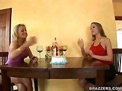 big tits boobs cock milf blowjob suck mature wife threesome busty dick mom mommy cougar