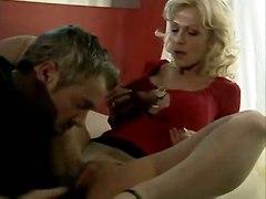 anal cumshot blonde milf blowjob asstomouth pussyfucking fetish pantyhose footjob