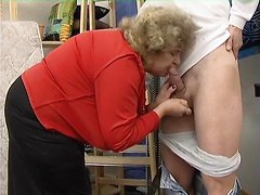 Matures Old   Young Stockings Grannies