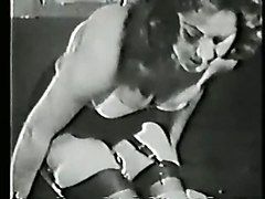 Busty Stockings Vintage