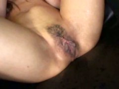 small tits masturbation anal solo brunette toys dildo masturbation squirting wet asian