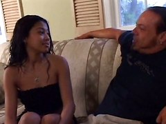 Latina blowjob petite hardcore doggy pose