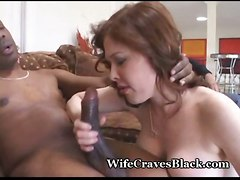 big tits cock interracial wife redhead busty swinger hotwife juggs cuckold shared