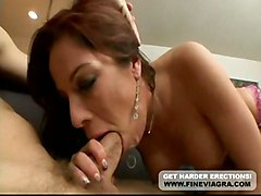 cumshot facial hardcore milf blowjob brunette shaved bigtits pussyfucking