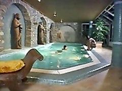 Hot Poolside Sex