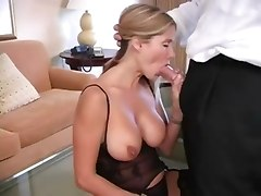 Busty Matures Stockings