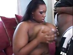 fat chick bangs ebony cock petite stuff guy