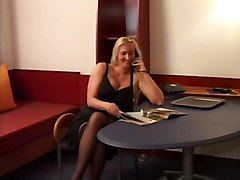 big tits boobs blonde white busty german kathleen