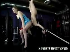 BDSM Lesbians Bondage Asian Wax Anal Strapon Whips Sadism Masochism Domina Slave Training Mistress Candles