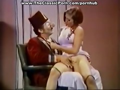 vintage compilation blonde funny blowjob